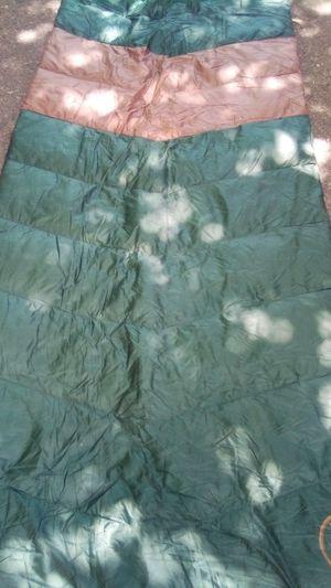 Kelty galactic 30 drydown sleeping bag for Sale in Denver, CO