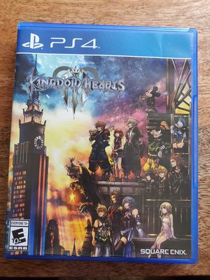 Kingdom Hearts 3 for Sale in Waldorf, MD