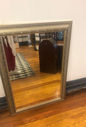 Gold trim mirror for Sale in Macon, GA
