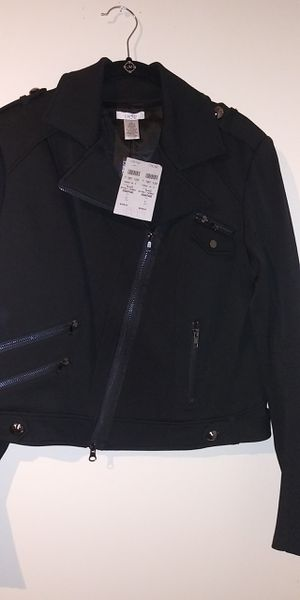 NEW Cache women jacket size L for Sale in Rockville, MD
