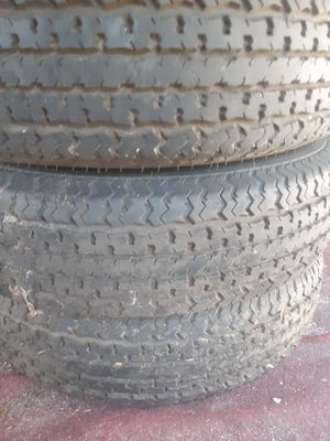Trailer tires for Sale in St. Petersburg, FL
