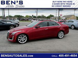 2014 Cadillac CTS for Sale in Warr Acres, OK