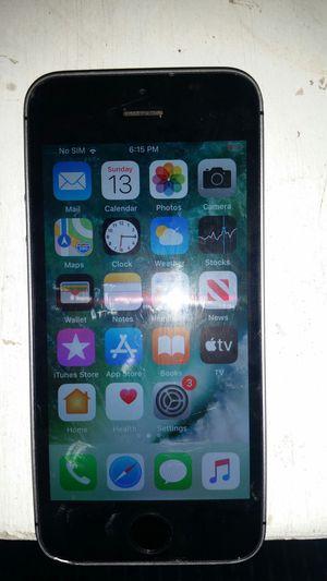 Iphone se unlocked for Sale in Pawtucket, RI