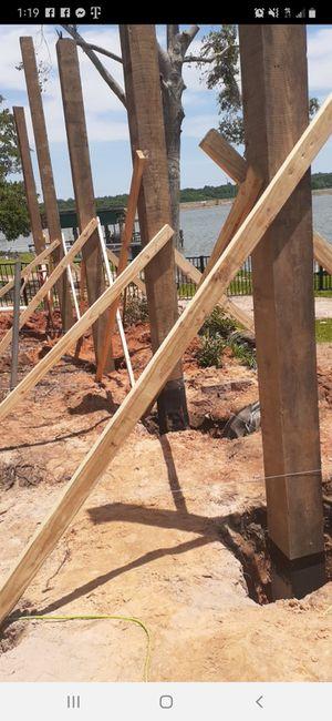Fundación o bases para porches for Sale in Houston, TX
