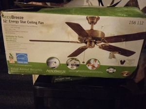 New ceiling fan for Sale in Hannibal, MO