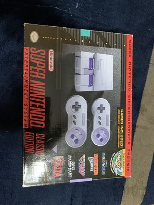 Super Nintendo system for Sale in Pomona, CA