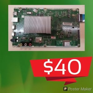 PHILIPS 50PFL5601/F7 B TV BA67U4G0401 for Sale, used for sale  Spring, TX