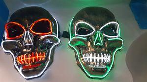 LED Halloween Mask Brand New $10 Each for Sale in Riverside, CA