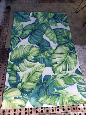 nuLOOM Lisa Floral Multi 5ft. x 8ft. Indoor/Outdoor Area Rug-HJOA04A-8010 for Sale in Fresno, CA