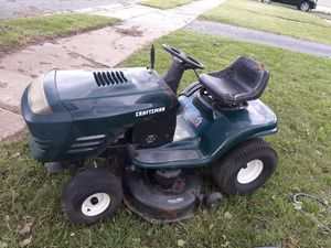 Good running riding lawn mower for Sale in Salem, NJ