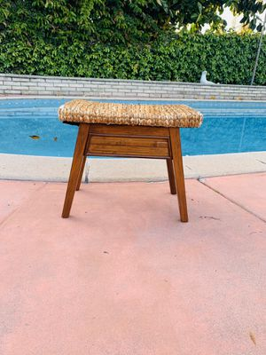 Bamboo Wood Bench / Table for Sale in Downey, CA
