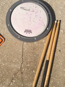 Remo Drum Pad for Sale in St. Petersburg,  FL