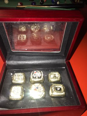 Steelers super bowl rings for Sale in Pittsburgh, PA