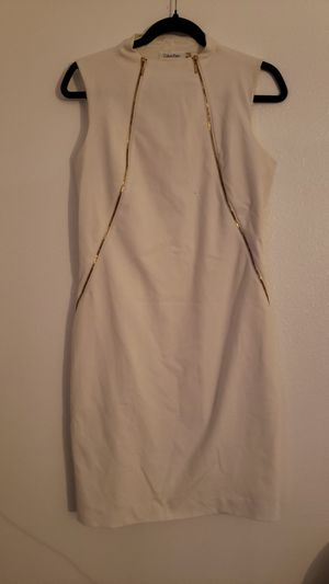 Beige Zippered Dress for Sale in Anchorage, AK