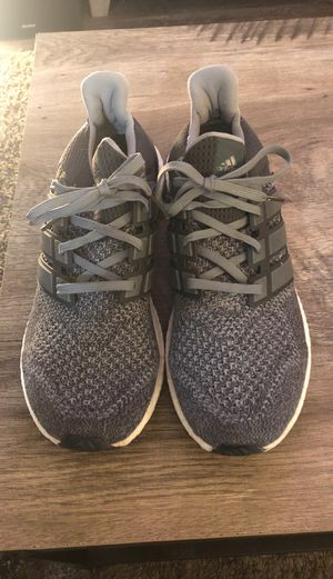 Adidas Ultraboost Grey Size 13 for Sale in Long Beach, CA
