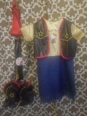 Hello kitty cowgirl costume #69 for Sale in Garden Grove, CA