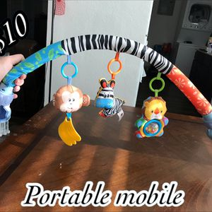 Portable Baby mobile toy for Sale in Austin, TX