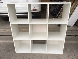 Cubby/ book shelves/ storage 36x36 for Sale in VLG WELLINGTN, FL