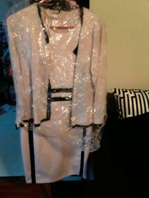 Calvin Klein dress and Ann Taylor carnigen for Sale in Washington, DC