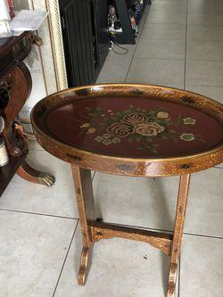Vintage Wooden Table for Sale in Fort Lauderdale,  FL