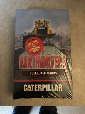 1993 CAT collector cards and CAT Micro machines for Sale in North Bend, WA