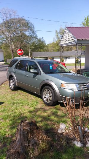 2009 Ford Taurus SUV 3rd row seating for Sale in Springfield, TN