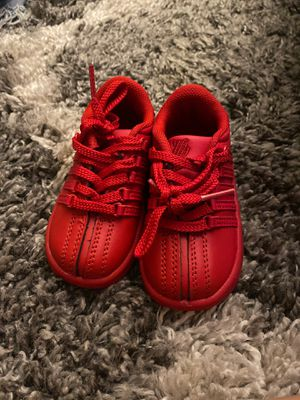 K Swiss size 4.5 baby for Sale in Lakeside, CA