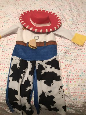 2-3t Jessie costume from toy story for Sale in Riverview, FL