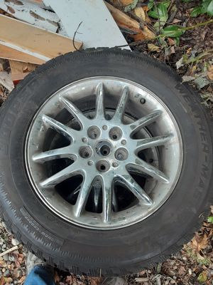 2 snow tires for Sale in Mill Creek, WA