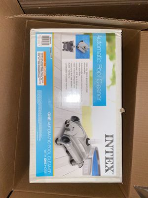 Intex automatic pool cleaner for Sale in The Bronx, NY