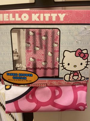 Hello Kitty Bath Curtain for Sale in Meriden, CT