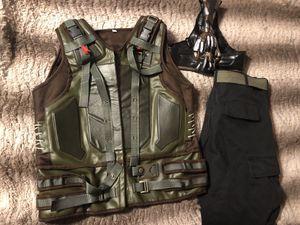 Bane costume Batman dark night rises Motorcycle vest for Sale in Avocado Heights, CA
