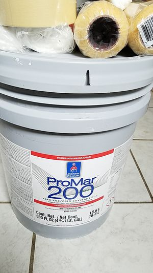 Paint (white primer) for Sale in Wheaton-Glenmont, MD