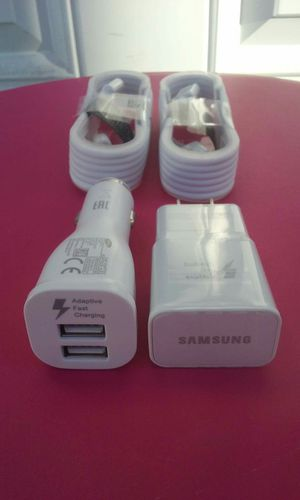 Samsung Fast Combo/Brand New Original Samsung Fast Charger and Fast Car Charger for Sale in National City, CA