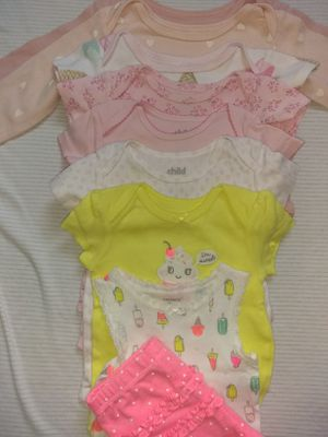 Baby Girl and boy bodysuits and clothes for Sale in Pittsburgh, PA