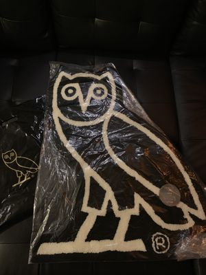 Drake OVO OG Owl Rug Exclusive limited for Sale in Humble, TX