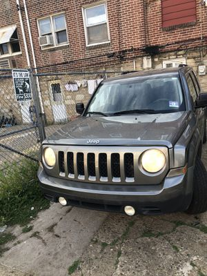 2012 Jeep Patriot for Sale in Philadelphia, PA
