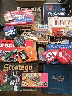 Games - Lot Of Over 20! for Sale in Issaquah, WA