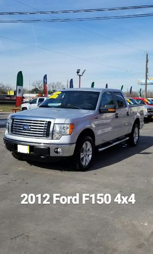 2012 Ford F150 4x4 for Sale in Houston, TX