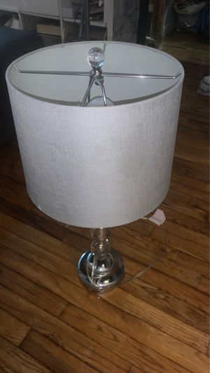 Crystal Ball Decor Lamp for Sale in Staten Island, NY