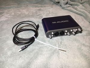 M Audio Fast Track Pro for Sale in Mesa, AZ