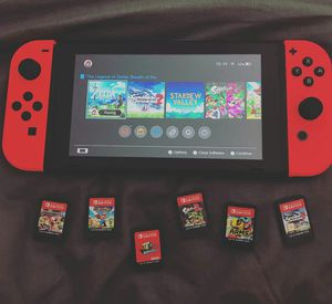 Game Nintendo switch for Sale in Boston, MA