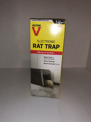 Rat trap (electric) Victor for Sale in Tampa, FL