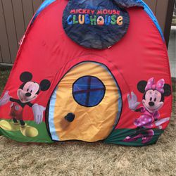 Mickey Mouse tent for Sale in Yakima,  WA