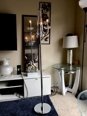 Floor Chandelier Lamp for Sale in Houston, TX