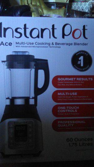 Instant Pot Blender for Sale in Lodi, CA
