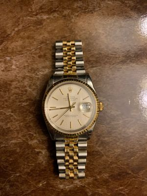 Rolex Two-Tone DateJust 16233 for Sale in Los Angeles, CA