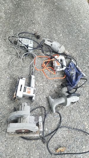 vintage power tools for Sale in Norton, MA