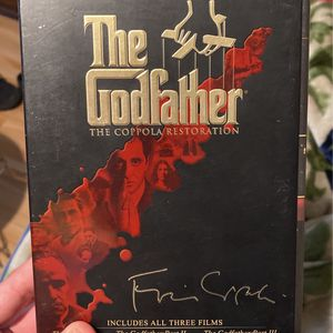 The Godfather DVD for Sale in Carson, CA