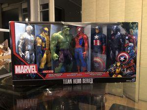 Marvel Avengers Titan Hero Series (target exclusive) for Sale in Santa Clara, CA